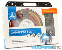 Jl Audio Xmd-pcs50a-1-l10 6 Awg 12-volt Marine Power Amplifier Connection Wires