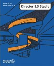 Director 8.5 Studio: with 3D, Xtras, Flash and Sound Cameron, Andrew, Douglas,