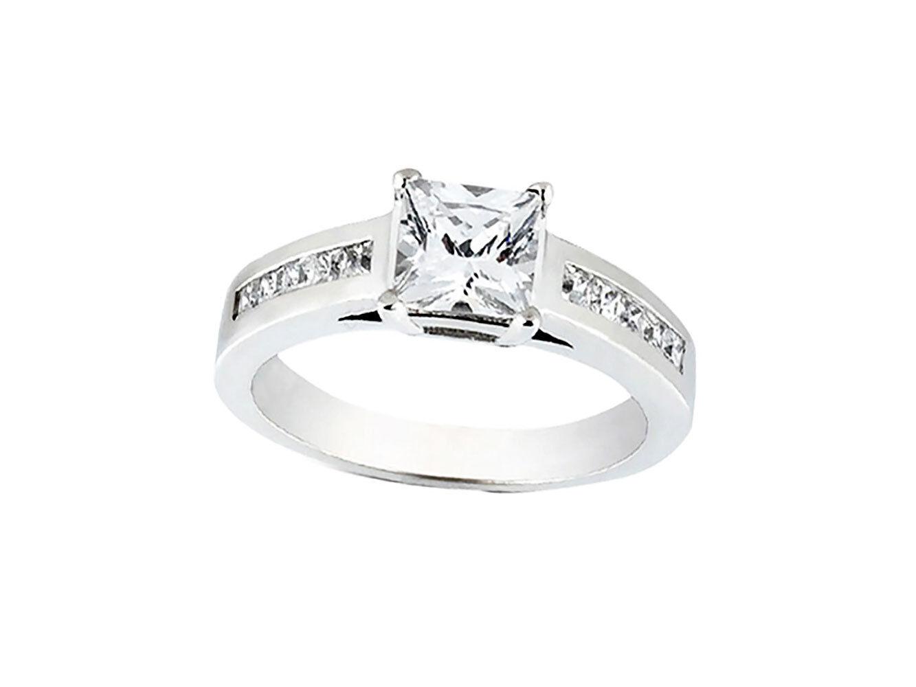 Ringe Uhren & Schmuck Trauringe Eheringe Aus 585 Gold Bicolor Mit Diamant & Gratis Gravur A19005920