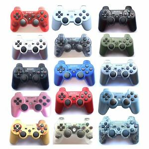 Official-Original-Sony-Playstation-Dual-Shock-3-PS3-Controller-Multiple-Colours