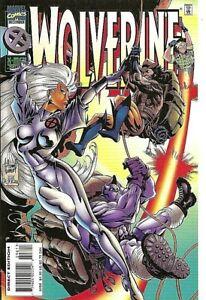 ° Wolverine #96 Campfire Valle ° US MARVEL 1995 + x-MEN