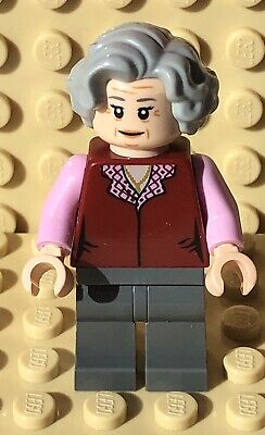 NEW Trolley Witch Harry Potter 75955 LEGO Minifigure Figure
