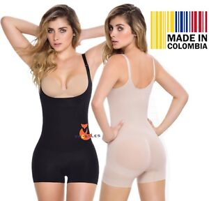 29df03755 Full Body Seamless Underbust Body Shaper Slip Shorts Slimming Butt ...