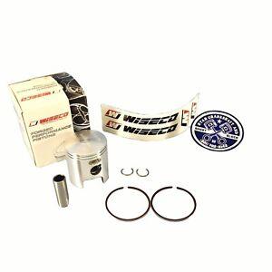 Neuf-Kawasaki-KX80-Pro-lite-48MM-Std-Alesage-Wiseco-Piston-Set-1988-2000-KX80