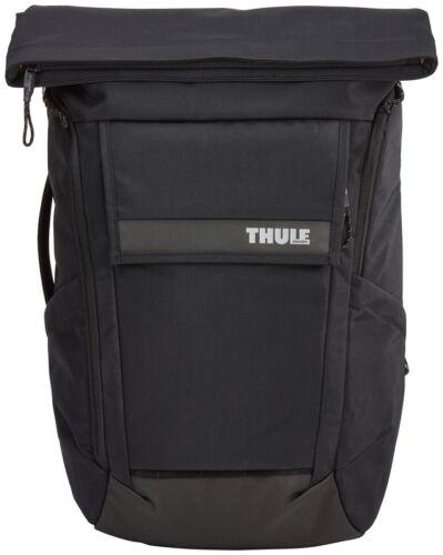 Thule Paramount Backpack 24L Wetterfester Rucksack Laptop Tagesrucksack Schwarz