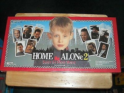 Vintage Board Game 1992 Home Alone 2 Lost In New York THQ