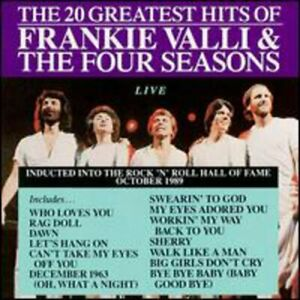 The-20-Greatest-Hits-of-Frankie-Valli-and-The-Four-Seasons-Live-CD-NEW