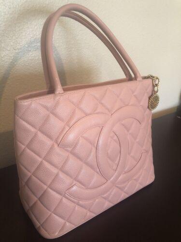 Pink Chanel Handbag