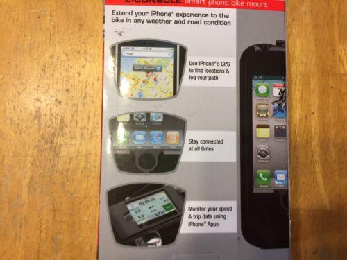 Zefal Z-Console Bike Handlebar Mount iPhone 3G//3GS//4//4S Case