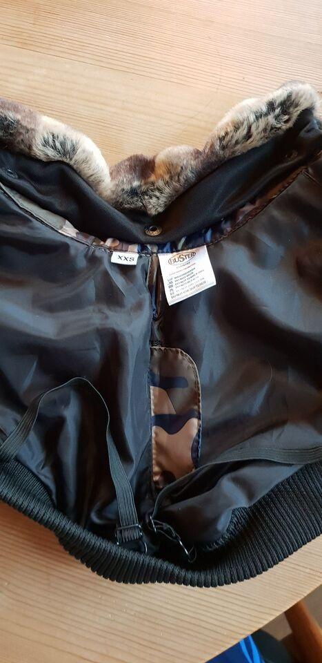 Hundebeklædning, Buster, vinterjakke