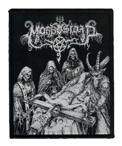 Morbosidad-Corona-De-Epidema-Patch-Beherit-Sarcofago-Blasphemy-Revenge-Archgoat