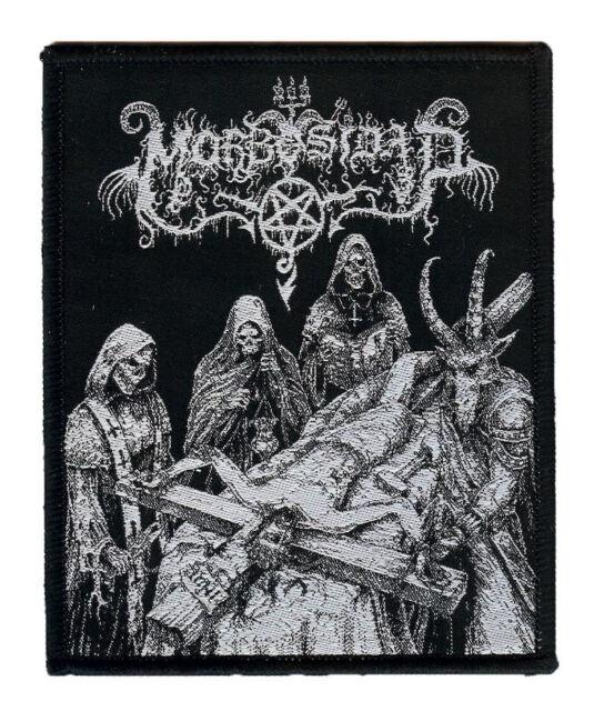 Morbosidad Corona De Epidema Patch Beherit Sarcofago Blasphemy Revenge Archgoat