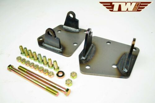 82-92 3rd Gen Camaro LS Conversion Engine Swap Motor Mounts LSX LS1 Iroc