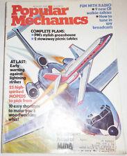 Popular Mechanics Magazine How To Repair With Fiberglass August 1976 110714R1