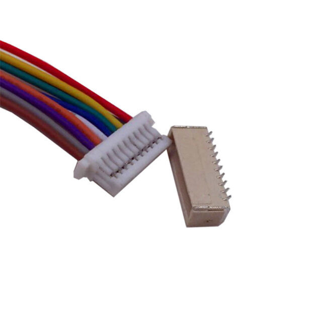Mini. Micro JST sh 1.0mm 10Pin Connector with Wire x 10 sets