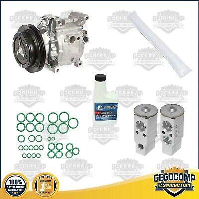 A//C Compressor Fits Toyota Echo 2000-2005  L4 1.5L OEM SCS06C 77370