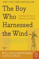 The Boy Who Harnessed The Wind: Creating Currents Of Electricity And Hope (p.s.) on sale