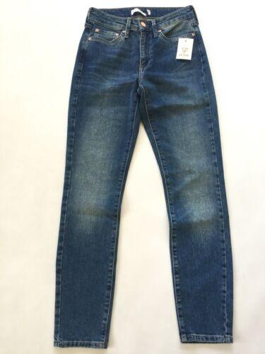 High Size Leg Tapered Rise Tavi Curvy Fit Guess da 24 Jeans donna 5dO8qwzvdx