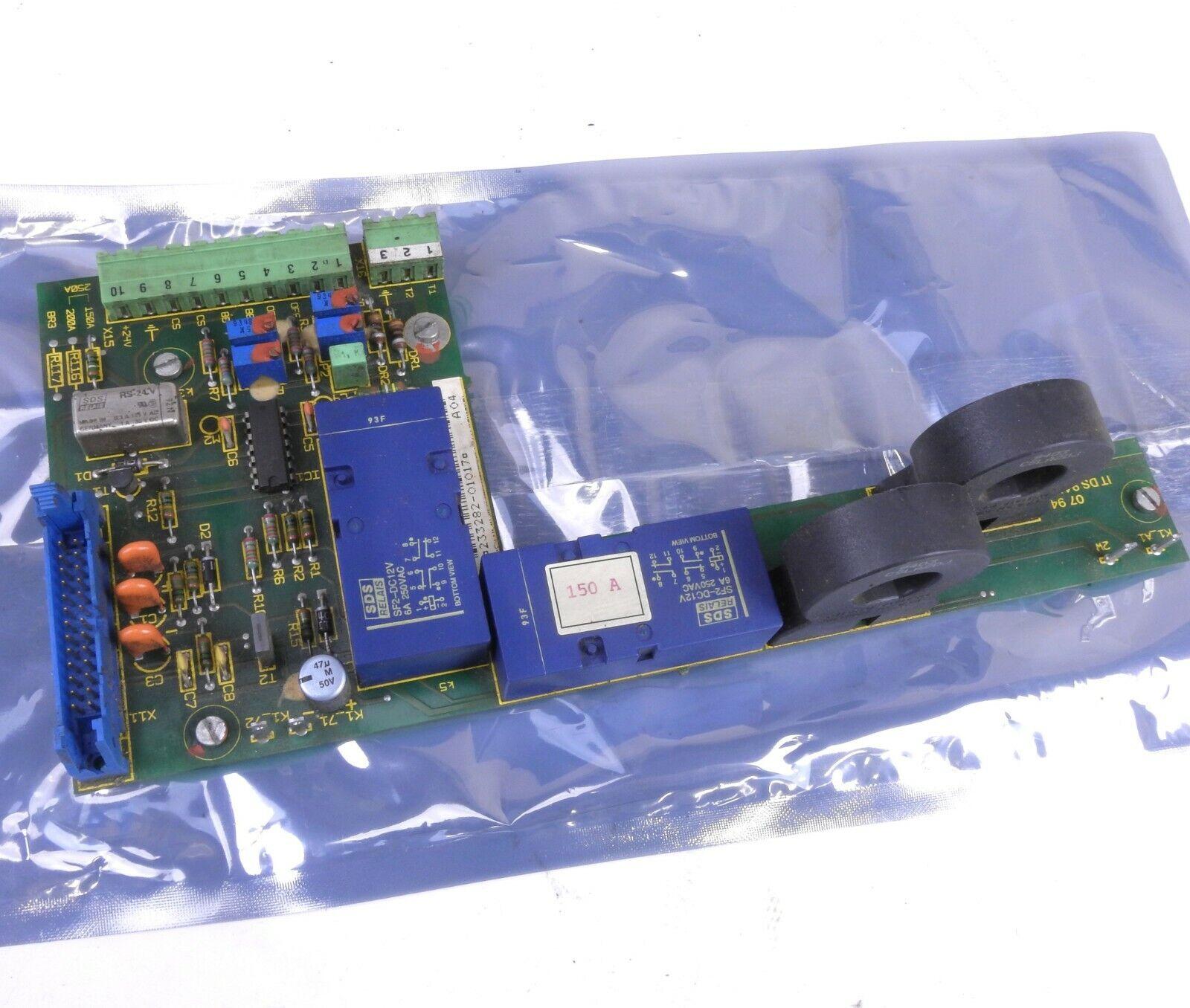 Indramat Current Sensor module  Circuit Board SM13