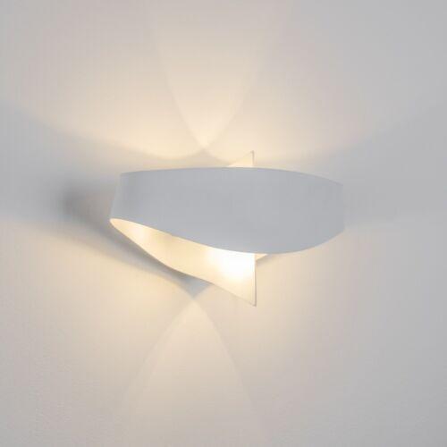 Design Wandleuchte Strahler weiß Flur Lampe Wohn Schlaf Zimmer Küche Büro