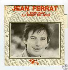 45 RPM SP SPECIAL JUKE BOX JEAN FERRAT A SANTIAGO /AU POINT DU JOUR