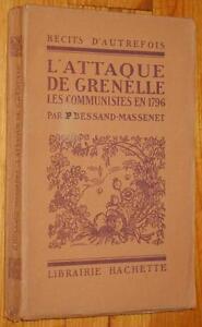 Bessand-Massenet-L-039-ATTAQUE-DE-GRENELLE-LES-COMMUNISTES-EN-1796-Revolution-Fr