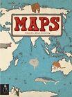 Maps by Daniel Mizielinski, Aleksandra Mizielinska (Hardback, 2013)