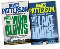 James Patterson Collection When the Wind Blows 2 Books Set (When the Wind Blows)