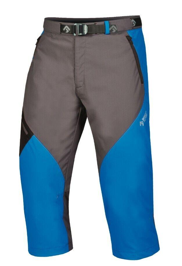 Direct Alpine Cruise 3 4 Pant 3 4-outdoorhose for Men bluee Dark Grey