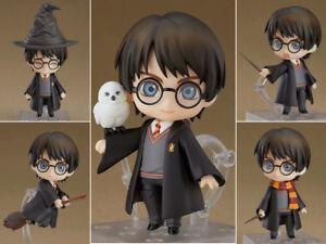 Nendoroid-999-Harry-Potter-Figure-Harry-Potter-Hedwig-Action-Figure-10cm-NoBox