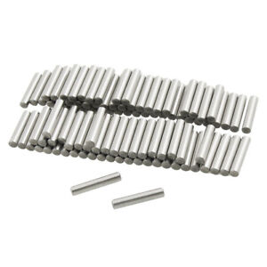100-Pcs-Stainless-Steel-2-5mm-x-16mm-Dowel-Pins-Fasten-Elements-V5S9