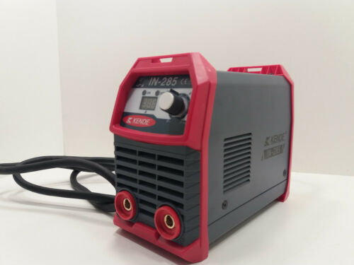 Welding Inverter Machine Kende IN-285 MMA 285A 220v Hot Start Arc Force 4.5kg