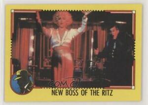 1990 Topps Dick Tracy New Boss of the Ritz #35 1u6