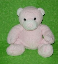 8689a14558b 2003 TY PLUFFIES PINK PUDDER TEDDY BEAR GIRL STUFFED ANIMAL PLUSH TOY 2003  DOLL
