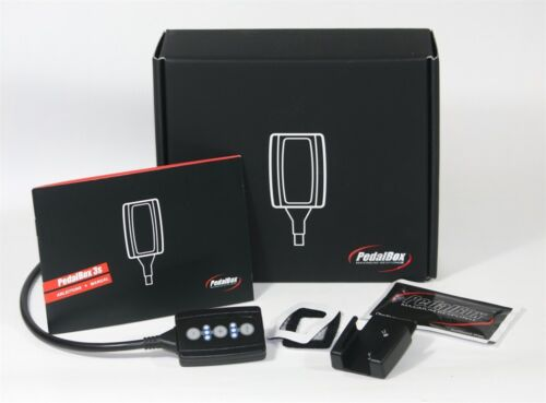 DTE Systems PedalBox 3s para Porsche 911 997 carrera 4s 3.8l b6 261kw acelerador.