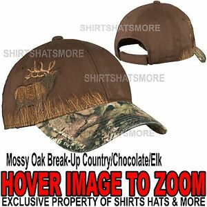 Image is loading Embroidered-Camo-Baseball-Cap-Hunting-Hat-Mossy-Oak- b0959664f8f