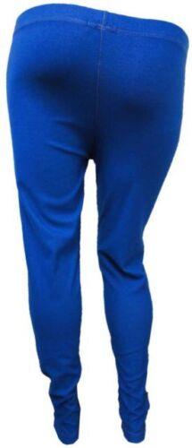 New Womens Plus Size Stretch Denim Jeggings Hautenge Stretch Jeans Jeggings