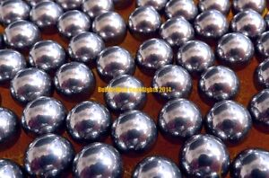 Loose Bearing Ball SS316 316 Stainless Steel Bearings Balls G100 QTY 600 5mm