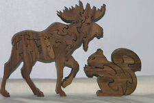 Moose & Squirrel Puzzles - If You Have To Ask...