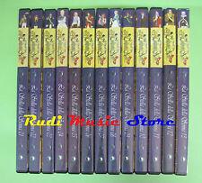 DVD LA STELLA DELLA SENNA 1/13 tulipano nero 2007 anime DEAGOSTINI no vhs (SD2)