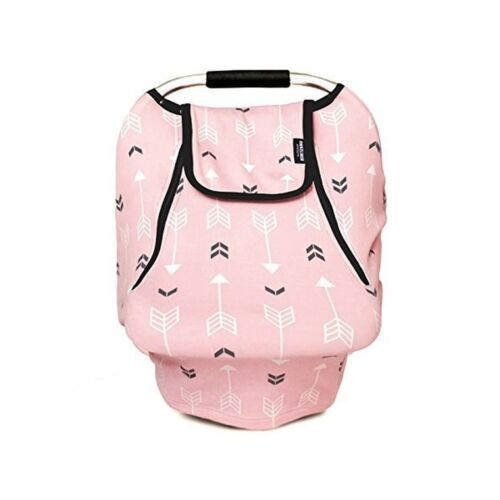Stretchy Baby Car Seat Covers For Boys Girls Infant Car Canopy Spring Autumn...