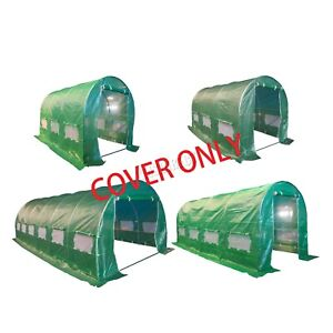 FoxHunter-Replacement-Polytunnel-Greenhouse-Pollytunnel-Poly-Tunnel-Cover-Only