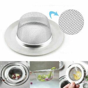 New Sewer Stopper Shower Hair Filter Colander Drains Cover Sink Strainer