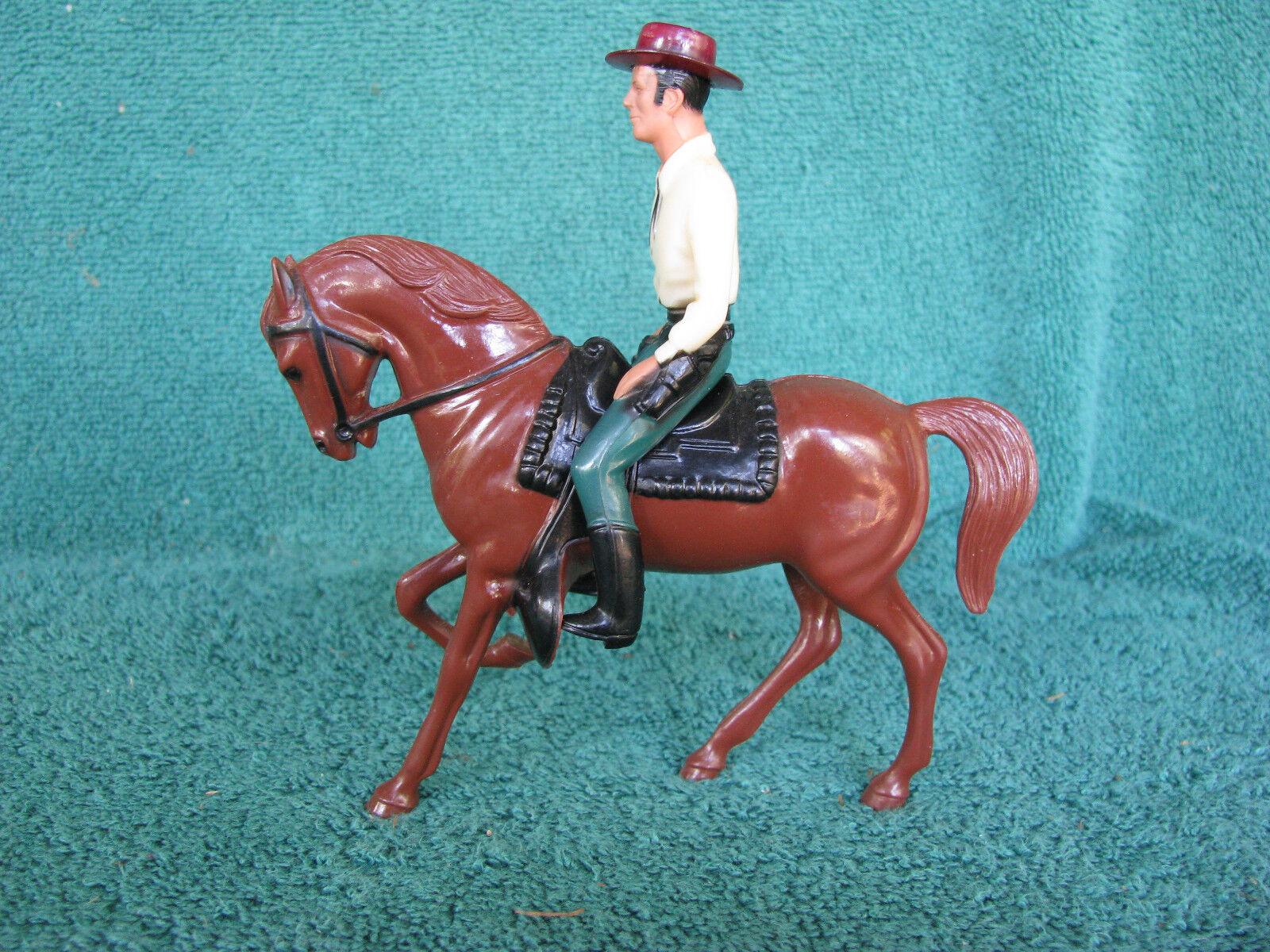 Hartland mini - h   f - pferd & reiter wyatt earp