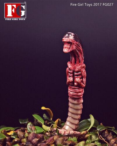 "Fire Garota Toys 1//6 FG027 Alien Chestburster Pvc Animal Cena Adereços F 12/"" Figura"