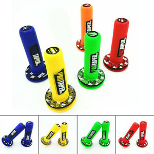 New Pit Dirt Bike Handlebar Soft Grips 140cc 150cc 160cc Pitbike Handle Bar