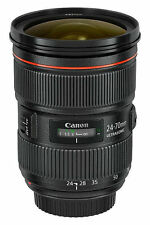 UK STOCK CANON EF 24-70mm F/2.8L II USM ZOOM LENS
