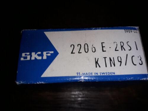 SKF Pendelkugellager 2206 E-2RS1KTN9//C3