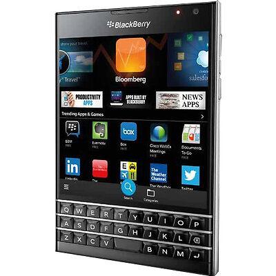 BlackBerry Passport 32GB / 3GB Black