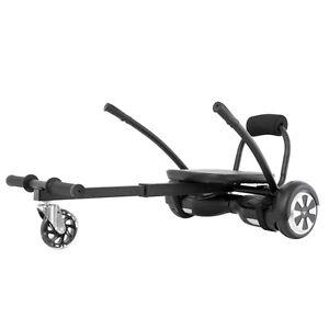 sitz aufsatz hoverboard balance board hover kart hoverseat. Black Bedroom Furniture Sets. Home Design Ideas